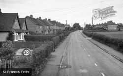 Twyford, Hurst Road c.1955