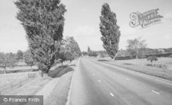 Twyford, The Floral Mile c.1960