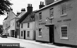 Twyford, The Royal Oak, London Road c.1960