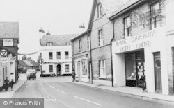 Twyford, The Village c.1965
