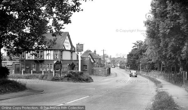 Twyford, Waltham Road c1955