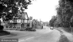 Twyford, Waltham Road c.1955