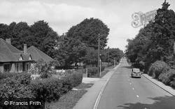 Twyford, Wargrave Road c.1955