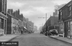 Elliott Street c.1950, Tyldesley