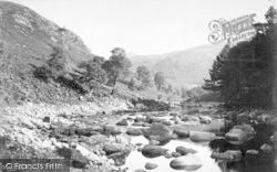 Tyn Y Groes, Valley c.1890, Ty'n-Y-Groes