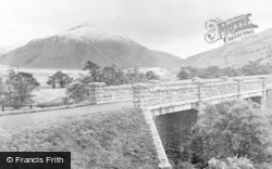 Tyndrum, Ben Odhar From Kinglas Bridge c.1935