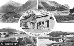 Tyndrum, Composite c.1950