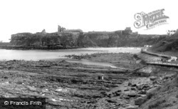 Across The Bay c.1960, Tynemouth