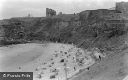 Castle And Priory c.1964, Tynemouth