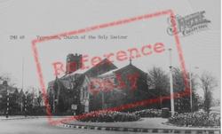 Church Of The Holy Saviour c.1955, Tynemouth