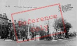Huntington Place c.1955, Tynemouth
