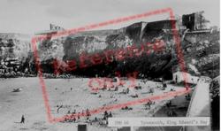 Ling Edward's Bay c.1960, Tynemouth