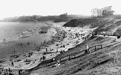 Tynemouth, Long Sands c.1955