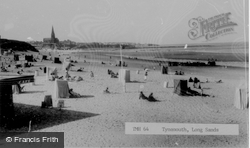 Long Sands c.1960, Tynemouth