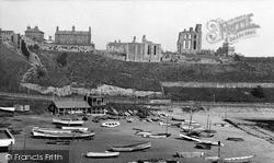 Tynemouth, The Priory c.1955