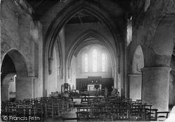 Tywyn, Church, Nave East 1892