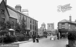 Tywyn, College Green 1901