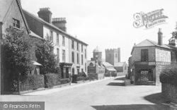Tywyn, College Green 1908