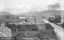 Tywyn, General View 1901