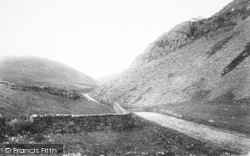 Tywyn, Happy Valley, Head Of The Pass 1892