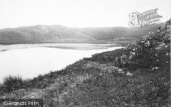 Tywyn, Happy Valley, Llyn Barfog 1892