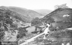 Tywyn, Happy Valley, Pant-Yr-Onn 1892