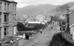 Tywyn, High Street 1895
