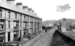 Tywyn, High Street, From The Station 1895