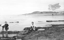 Tywyn, On The Beach 1925