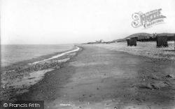 Tywyn, The Beach 1908