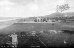 Tywyn, The Esplanade 1895