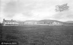 Tywyn, The Hills From The Beach 1925