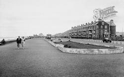 Tywyn, The Marine Parade 1930
