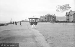 Tywyn, The Promenade 1925