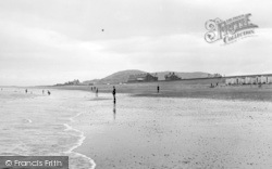 Tywyn, The Sands 1925