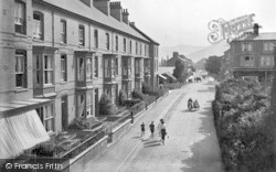 Tywyn, View From The Station 1921