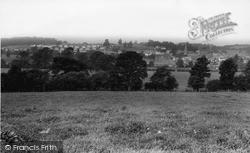 General View c.1960, Uffculme