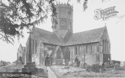 Church Of St Mary c.1955, Uffington
