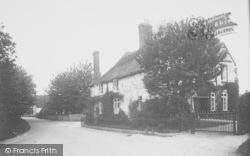 Manor House c.1955, Uffington
