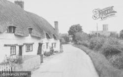 The Village c.1960, Uffington