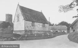 The Village School Of Tom Brown's Schooldays c.1955, Uffington