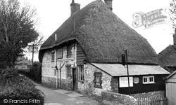 The Village Store c.1955, Uffington