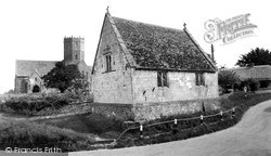 Village School Of Tom Brown's Schooldays c.1960, Uffington