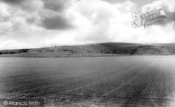 White Horse Hill c.1965, Uffington