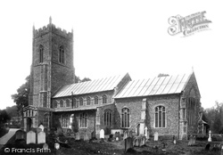 Ufford, St Mary's Church 1894