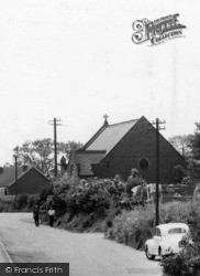 Ulceby, Methodist Church c.1960