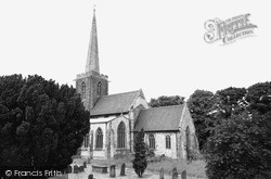 Ulceby, St Nicholas' Church 1965