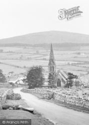 Uldale, St John's Church c.1955