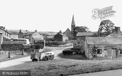 Uldale, The Village c.1955