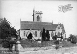 Uley, Church Of St Giles 1900